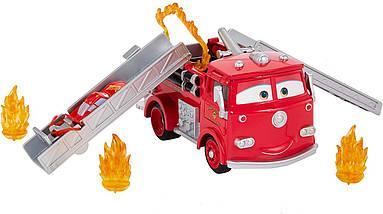 Ігровий набір з мультфільму Тачки 3 (Disney Pixar Cars Splash Red Color Change Lightning McQueen) від Mattel, фото 2