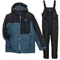 Костюм DAIWA DW-1920E Gore-Tex Hiloft Winter Suit Navy/Black XL