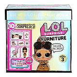 Кукла L.O.L. Surprise Furniture S2 Леди Босс MGA Оригинал, фото 3
