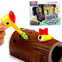 Детская развивающая настольная игра накорми птенца 8803-5 (M9J)