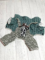 Зимний комбинезон Свитер жилетка зимняя одежда для собак комбинезон зимний комбинезон тёплая одежда для собак