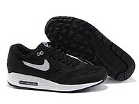 Кроссовки мужские Nike Air Max 87 (найк аир макс 87) черные