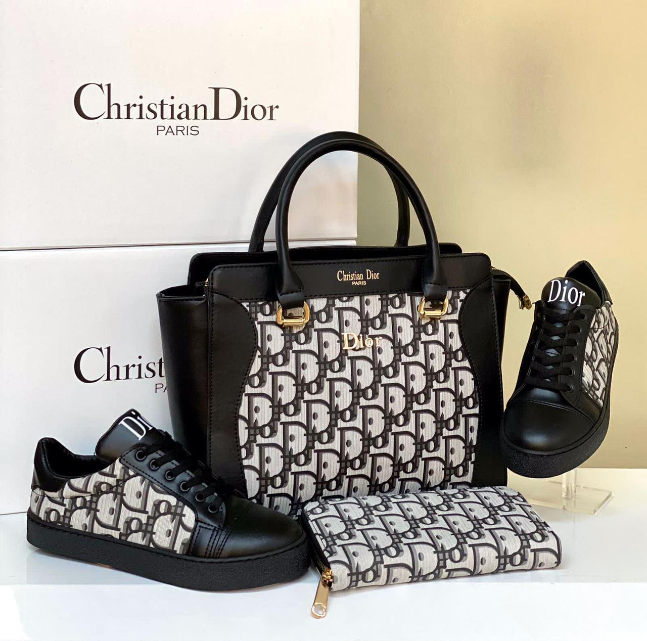 Набор: сумка, обувь, кошелек