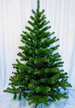 Новогодняя Искусственная Елка «Кедр»  - 1,8 м. |  180 см. из Пленки ПВХ