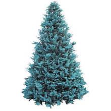 Новогодняя Искусственная Виктория максі голубая —  Елка Каркасная Уличная 3 м | 300 см из пластика