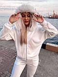 Женский костюм теплый светлый, фото 6
