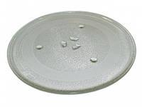 Стеклянная тарелка (поддон, блюдо) для микроволновой печи Samsung код DE74-20102D