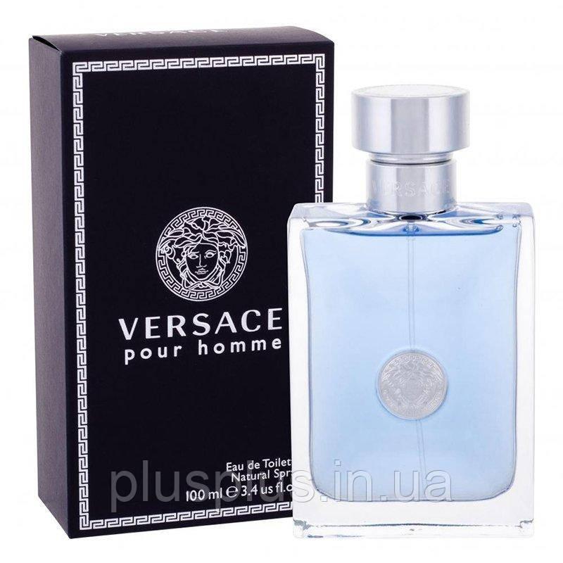 Туалетная вода Versace pour Homme для мужчин  - edt 100 ml