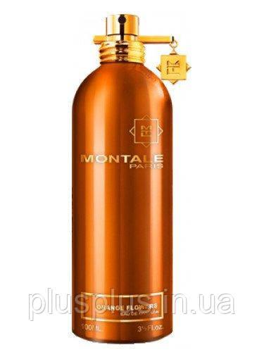 Парфюмированная вода  Orange Flowers для мужчин и женщин  - edp 100 ml tester