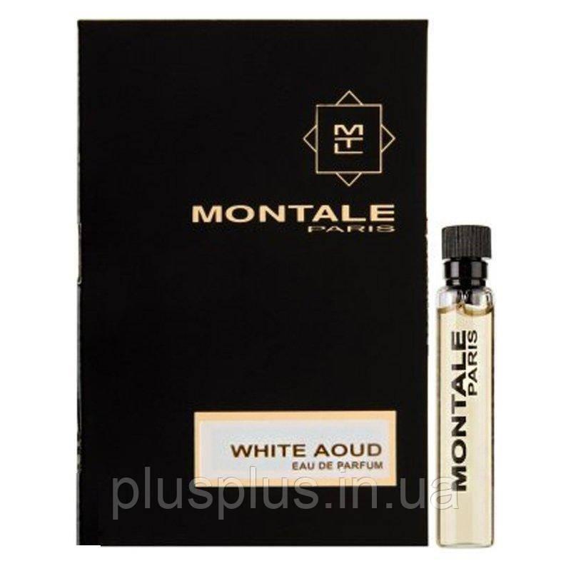Парфюмированная вода  White Aoud для мужчин и женщин  - edp 2 ml vial