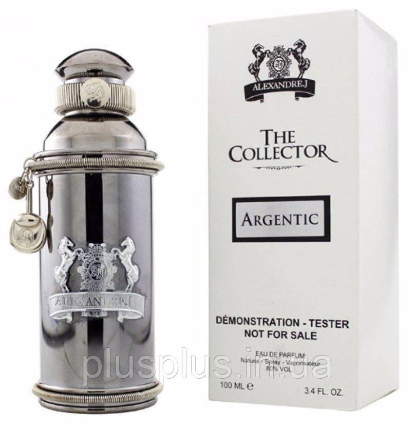 Парфюмированная вода Argentic для мужчин и женщин  - edp 100 ml tester