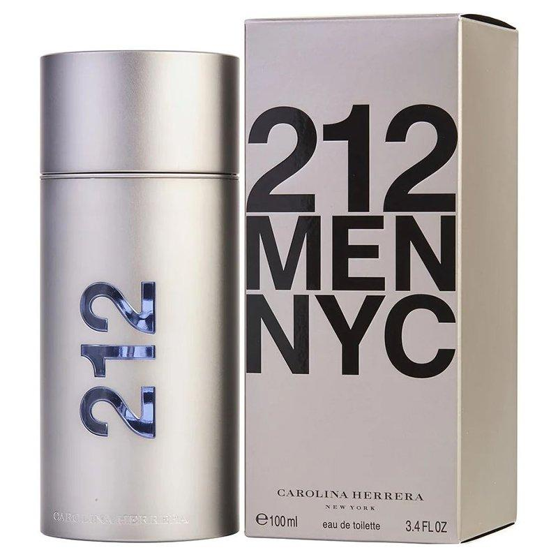 Туалетная вода Carolina Herrera 212 Men NYC для мужчин  - edt 100 ml