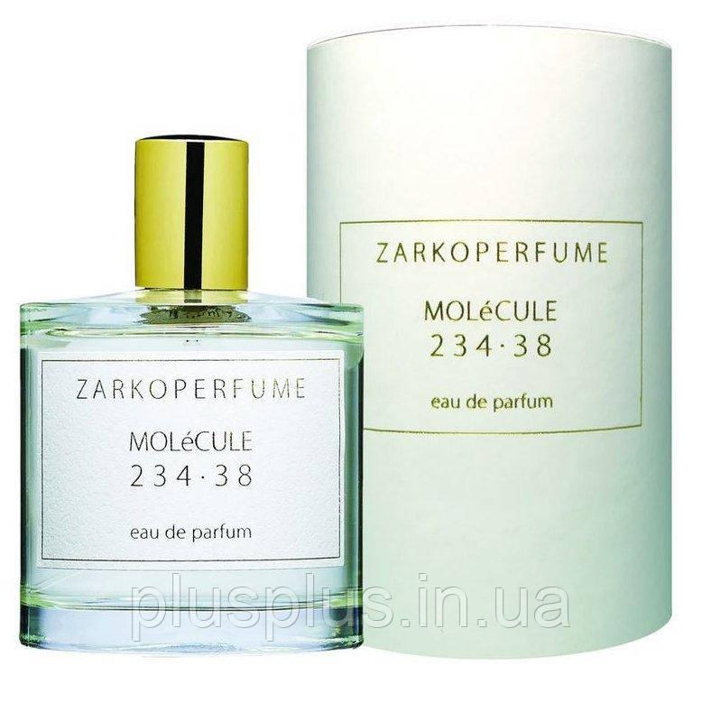 Парфюмированная вода Zarkoperfume Molecule 234.38 унисекс  - edp 100 ml