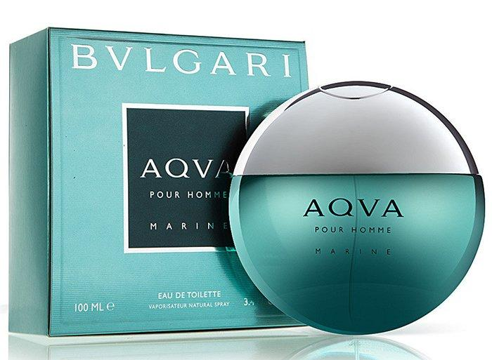 Туалетная вода Bvlgari Aqva Pour Homme Marine для мужчин  - edt 100 ml