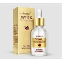 Сыворотка для лица с гиалуроновой кислотой и экстрактом улитки IMAGES Snail (15мл)
