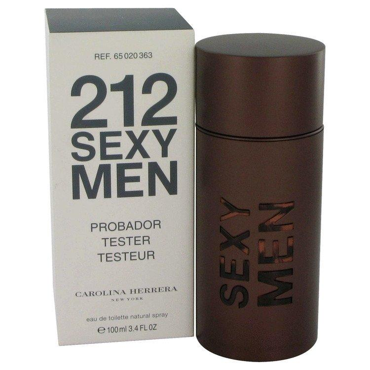 Туалетная вода Carolina Herrera 212 Sexy Men для мужчин  - edt 100 ml tester