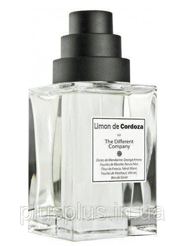 Одеколон The Different  L'esprit Limon de Cordoza унисекс  - cologne 100 ml