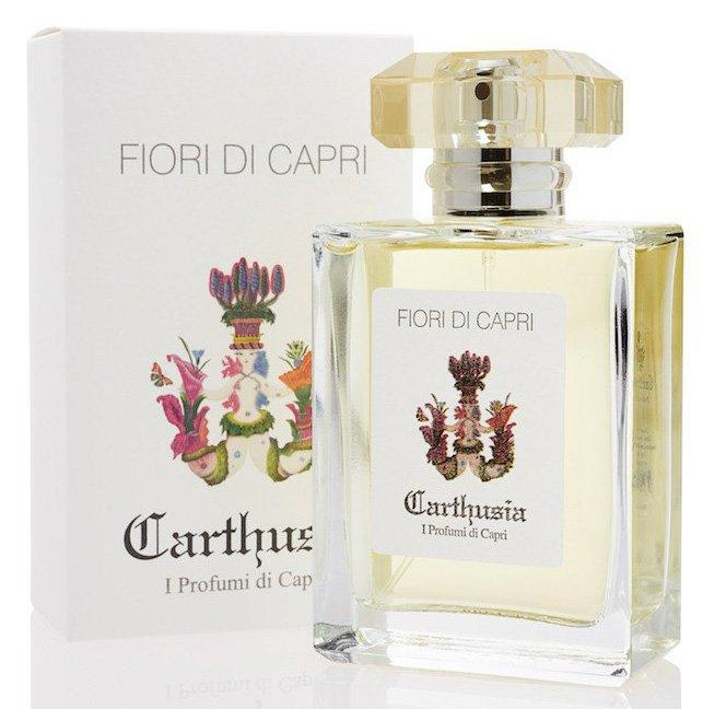 Туалетная вода Carthusia Fiori Di Capri для мужчин и женщин  - edt 50 ml