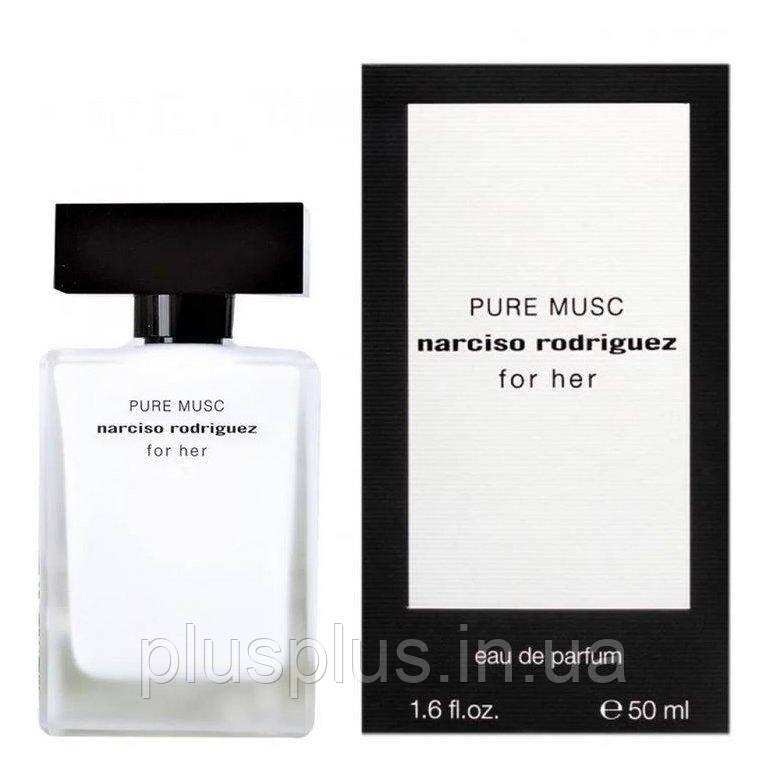 Парфюмированная вода Narciso Rodriguez For Her Pure Musc для женщин  - edp 50 ml