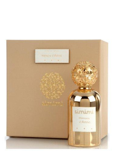 Парфюмированная вода Simimi Memoire d`Anna для женщин  - edp 100 ml