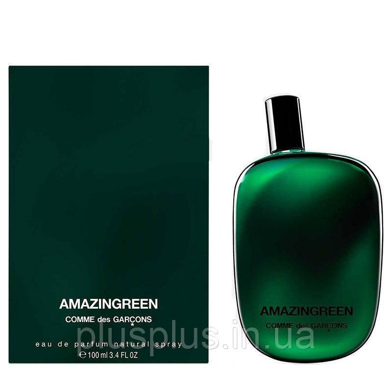 Парфюмированная вода Comme des Garcons Amazingreen для мужчин и женщин  - edp 100 ml