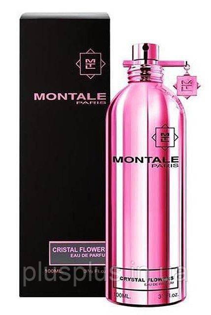 Парфюмированная вода   Crystal Flowers для мужчин и женщин  - edp 100 ml