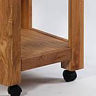 Стол придиванный из дерева 029, фото 2