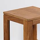 Стол придиванный из дерева 029, фото 3