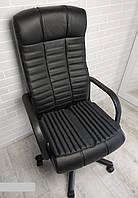 Подушка накидка для сидения на кресла руководителя EKKOSEAT ортопедическая