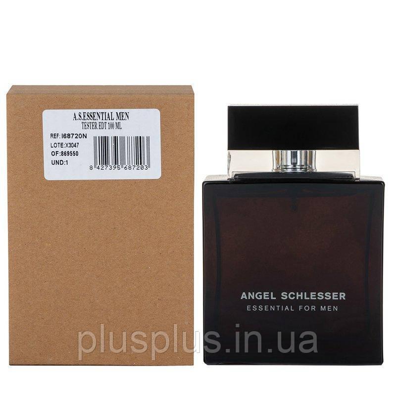 Туалетная вода Angel Schlesser Essential for Men для мужчин  - edt 100 ml tester