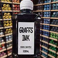 Graffs Ink Black 200ml