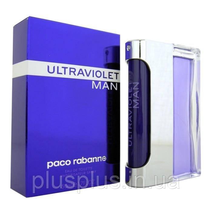 Туалетная вода Paco Rabanne Ultraviolet Man для мужчин  - edt 50 ml