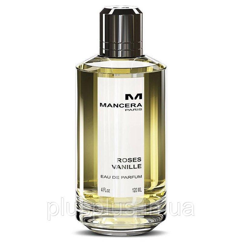 Парфюмированная вода  Roses Vanille для мужчин и женщин  - edp 120 ml tester