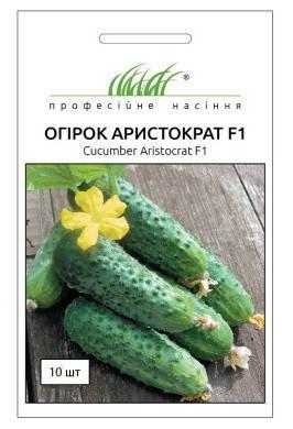 АРИСТОКРАТ F1 семена огурца, 10 семян — партенокарпический, ранний (35 дней) Nong Woo Bio (Корея), фото 2