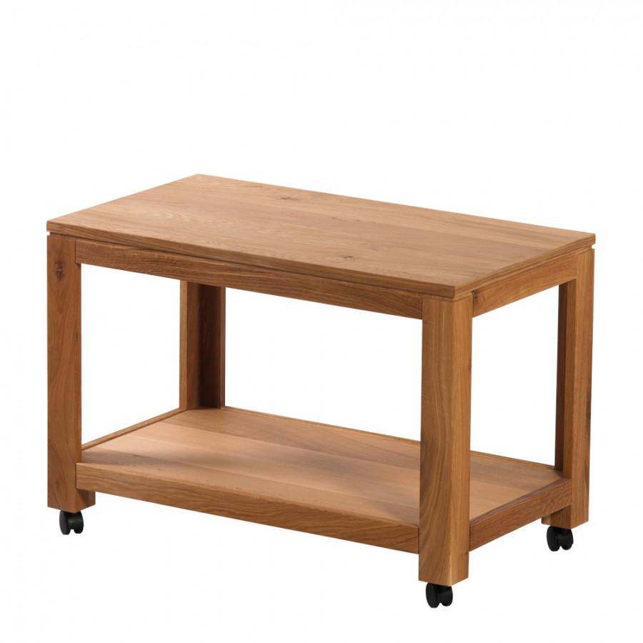 Стол журнальный из дерева 028