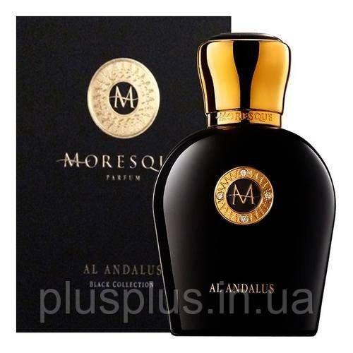 Парфюмированная вода Moresque Al Andalus для мужчин и женщин  - edp 50 ml