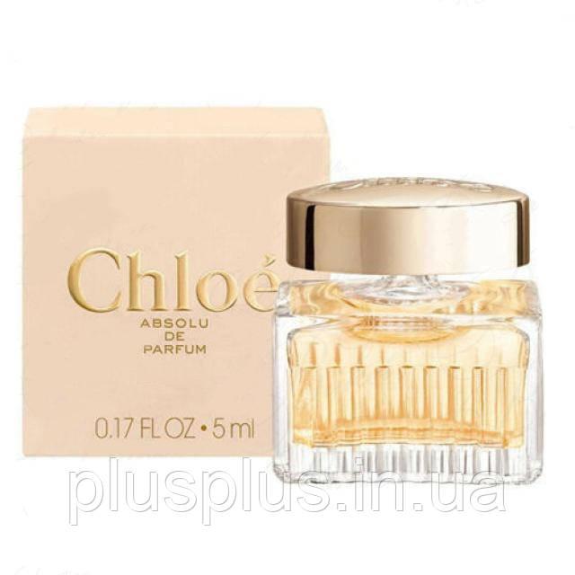Парфюмированная вода Chloe Chloe Absolu de Parfum для женщин  - edp 5 ml mini