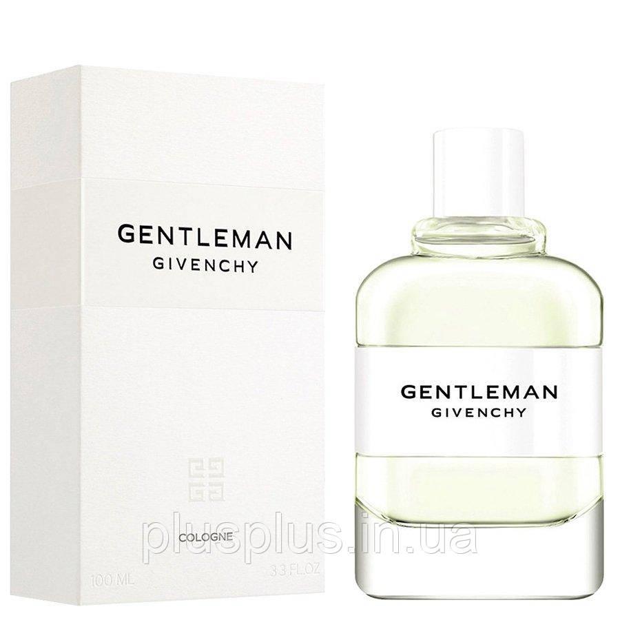 Одеколон  Gentleman Cologne для мужчин  - edc 100 ml