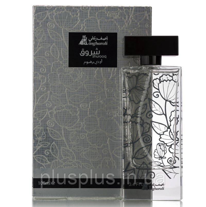 Парфюмированная вода Asgharali Shurooq для мужчин  - edp 100 ml