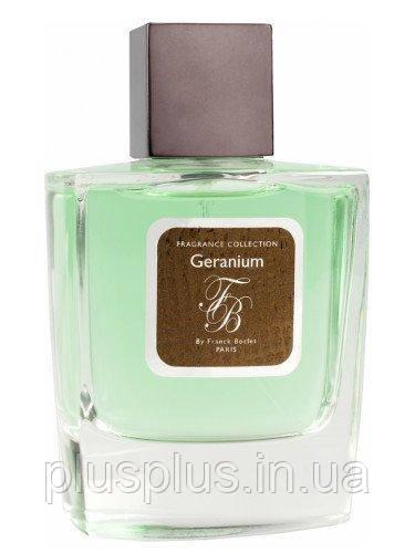 Парфюмированная вода Franck Boclet Geranium для мужчин и женщин  - edp 100 ml
