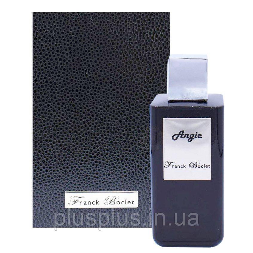 Духи Franck Boclet Angie для мужчин и женщин  - parfum 100 ml