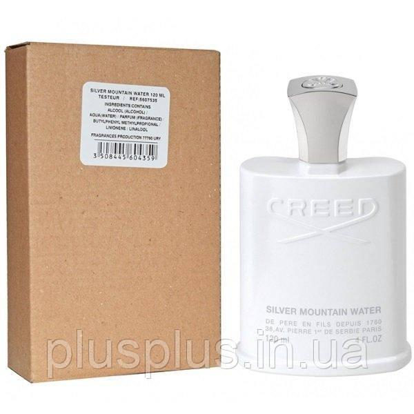 Парфюмированная вода Creed Silver Mountain Water для мужчин и женщин  - edp 100 ml tester