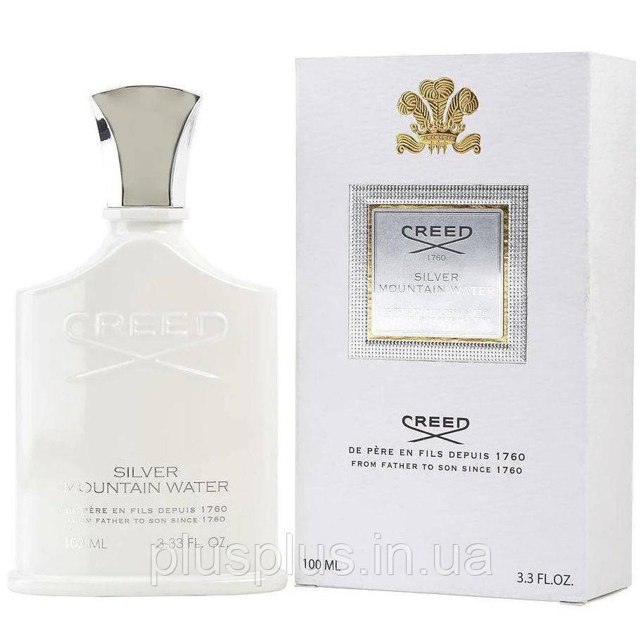 Парфюмированная вода Creed Silver Mountain Water для мужчин и женщин  - edp 100 ml