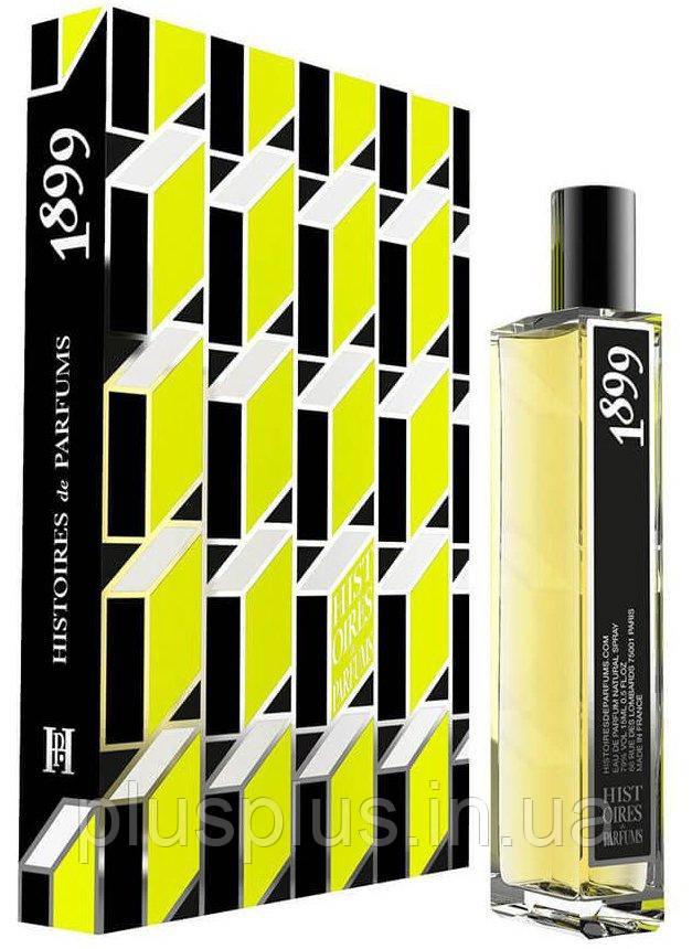 Парфюмированная вода Histoires de Parfums 1899 Hemingway для мужчин и женщин  - edp 15 ml