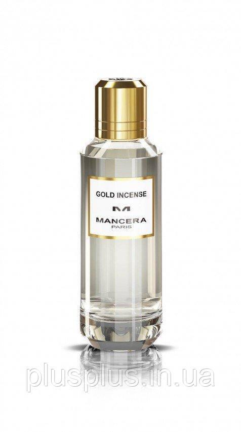 Парфюмированная вода  Gold Incense для мужчин и женщин  - edp 60 ml
