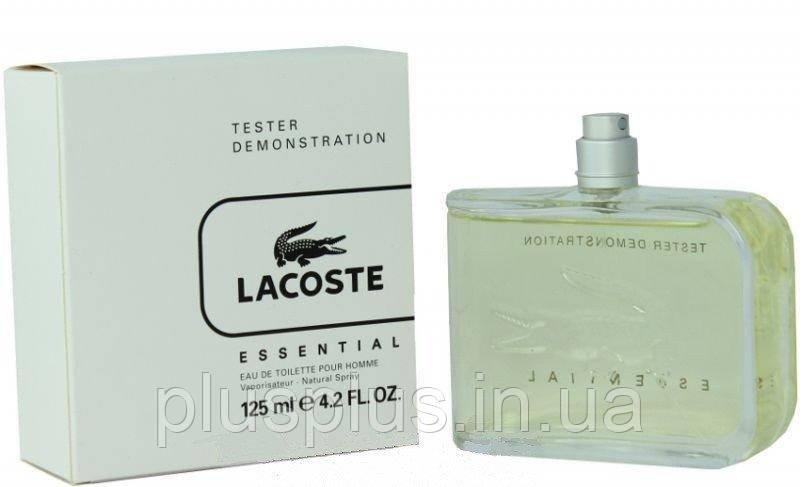Туалетная вода Lacoste Essential для мужчин  - edt 125 ml tester
