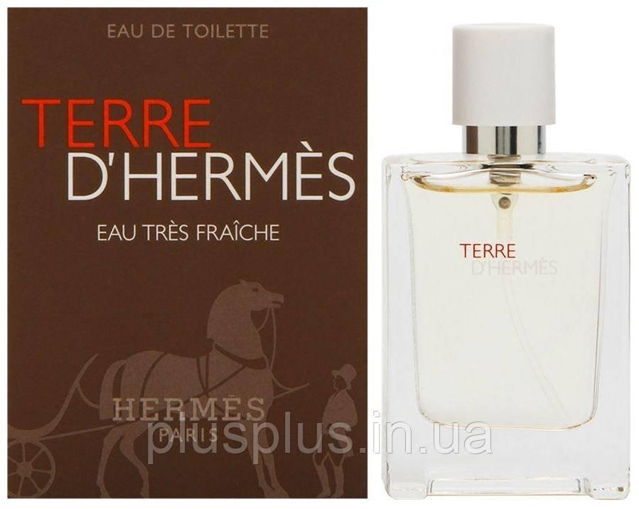 Туалетная вода  Terre d' Eau Tres Fraiche для мужчин  - edt 75 ml