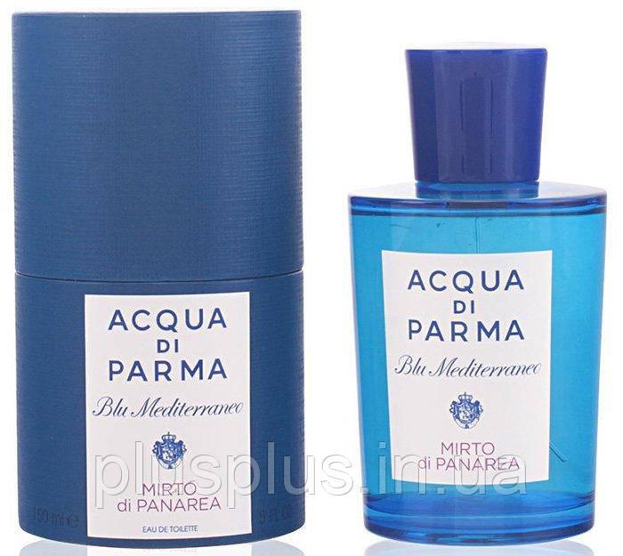 di  Blu Mediterraneo Mirto di Panarea (тестер LUXURY Orig.Pack!) edc 75 ml