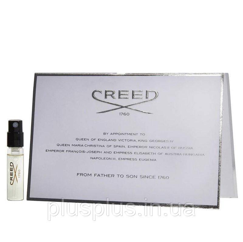 Парфюмированная вода Creed Original Vetiver для мужчин  - edp 2.5 ml vial