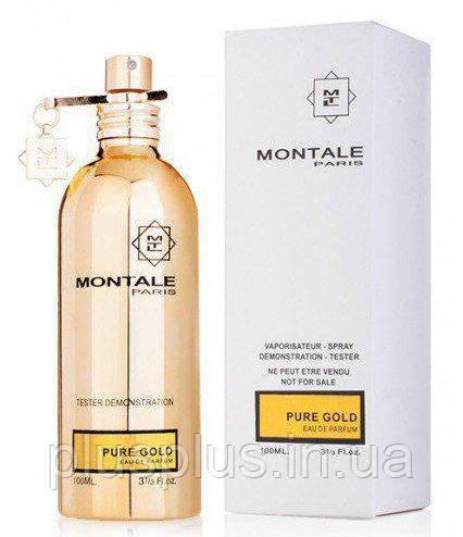 Парфюмированная вода  Pure Gold для мужчин и женщин  - edp 100 ml tester